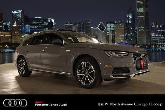 2017 Audi Allroad 2.0T Prestige:24 car images available
