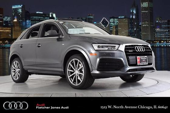 2018 Audi Q3 :24 car images available