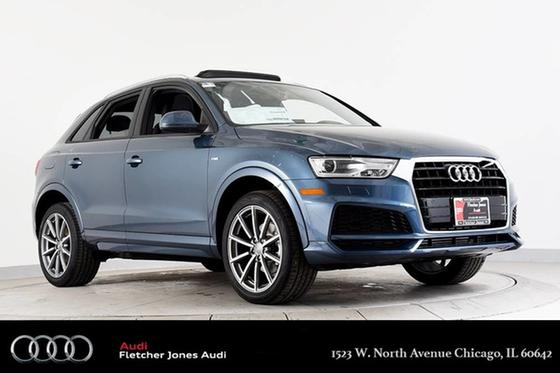 2018 Audi Q3  : Car has generic photo