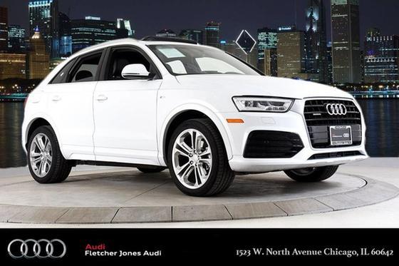 2017 Audi Q3 :24 car images available