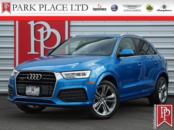 2016 Audi Q3 :24 car images available