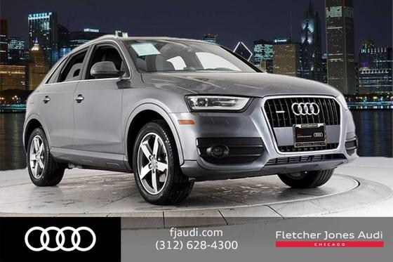 2015 Audi Q3 :24 car images available