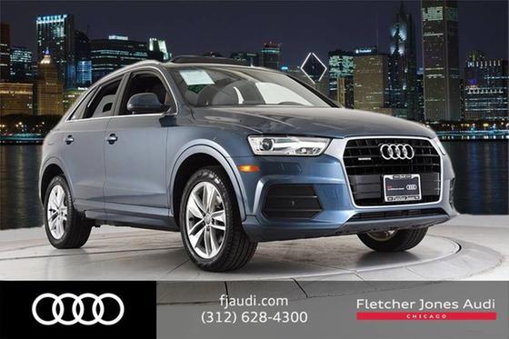 2016 Audi Q3 :24 car images available