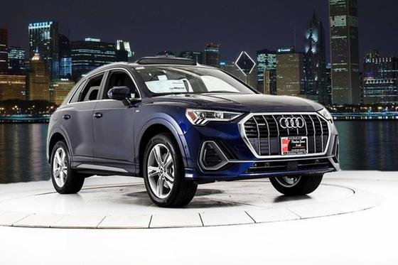 2021 Audi Q3 :24 car images available