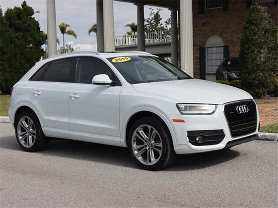 2015 Audi Q3 :24 car images available