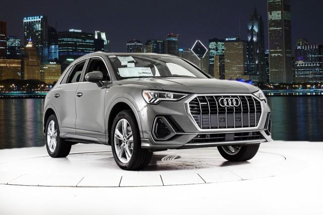 2022 Audi Q3 :24 car images available