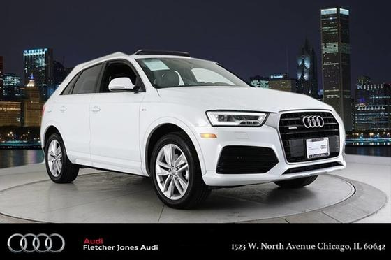 2018 Audi Q3 2.0T Premium Plus:24 car images available