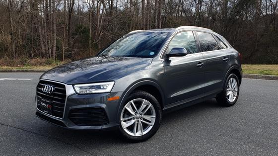 2018 Audi Q3 2.0T Premium Plus:24 car images available