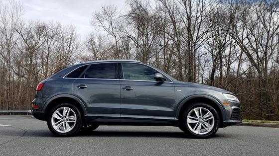 2018 Audi Q3 2.0T Premium Plus