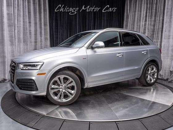 2016 Audi Q3 2.0T Prestige:24 car images available