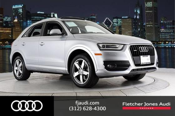 2015 Audi Q3 2.0T Prestige:24 car images available