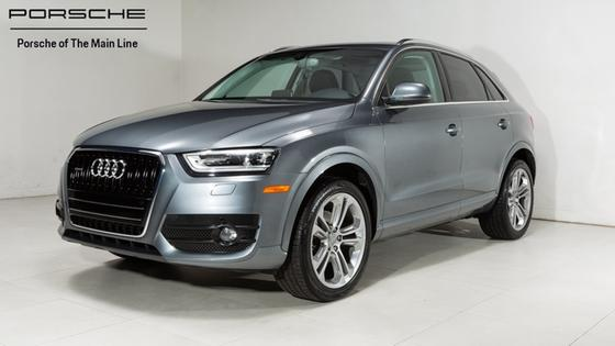 2015 Audi Q3 2.0T Prestige:22 car images available