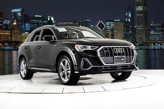 2020 Audi Q3 Premium Plus:24 car images available