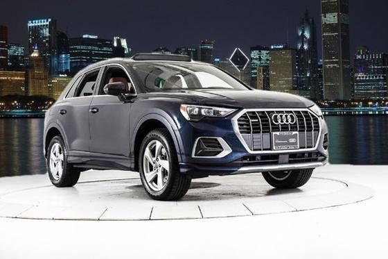 2020 Audi Q3 Premium:24 car images available