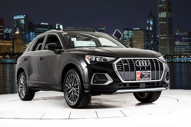 2021 Audi Q3 Premium:24 car images available