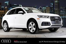 2018 Audi Q5 :24 car images available