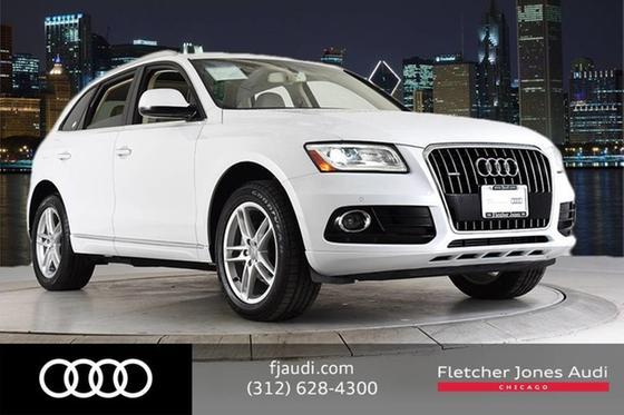 2017 Audi Q5 :24 car images available