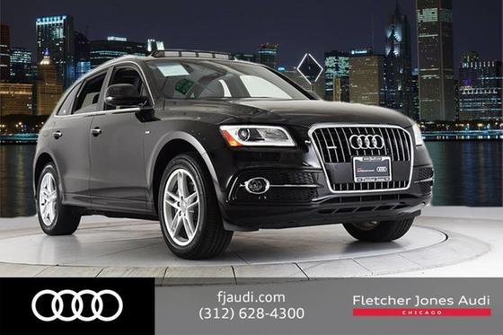 2016 Audi Q5 :24 car images available