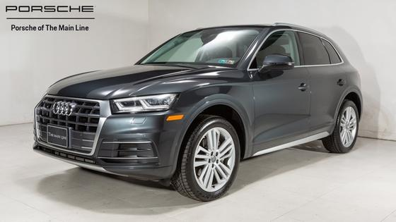 2018 Audi Q5 :22 car images available