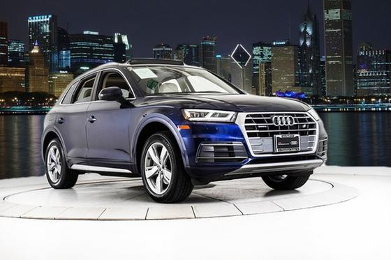 2018 Audi Q5 :24 car images available