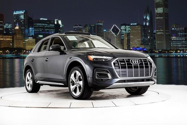 2021 Audi Q5 :24 car images available