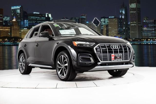 2021 Audi Q5 :24 car images available