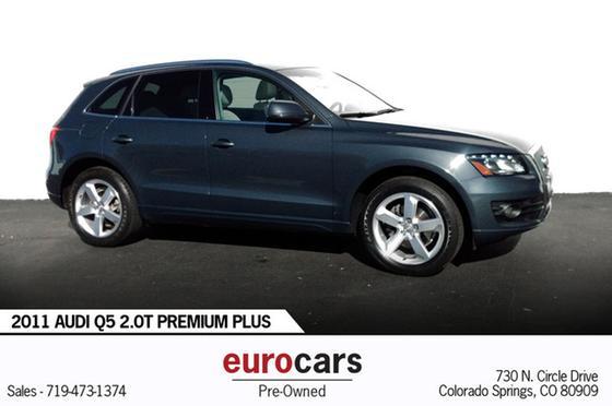 2011 Audi Q5 2.0T Premium Plus:24 car images available