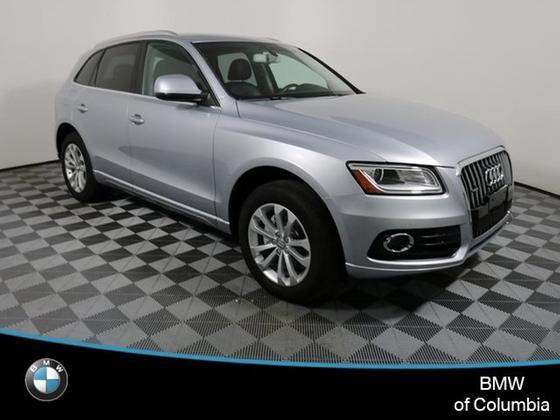 2015 Audi Q5 2.0T Premium Plus:23 car images available