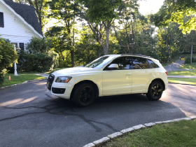 2011 Audi Q5 2.0T Premium Plus : Car has generic photo