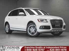 2016 Audi Q5 2.0T Premium Plus:24 car images available