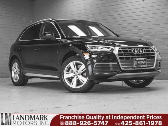 2018 Audi Q5 2.0T Premium Plus:24 car images available
