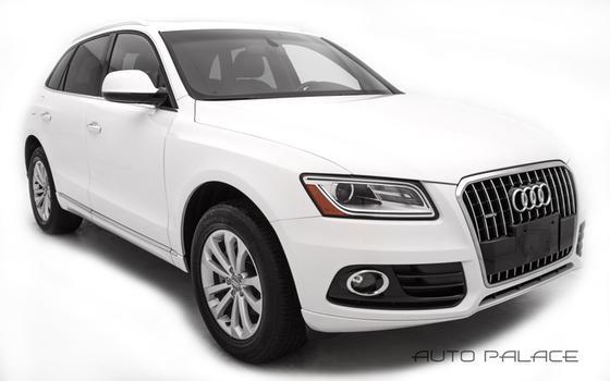 2016 Audi Q5 2.0T Premium:24 car images available