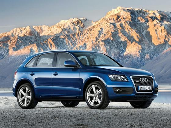 2012 Audi Q5 2.0T Premium : Car has generic photo
