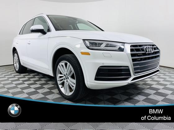 2018 Audi Q5 2.0T:24 car images available