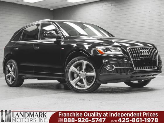 2015 Audi Q5 3.0T Premium Plus:24 car images available
