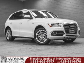 2013 Audi Q5 3.0T Premium Plus:24 car images available