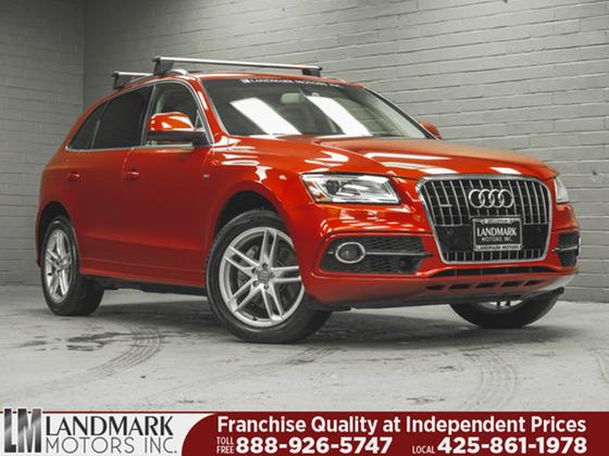 2013 Audi Q5 3.0T Prestige:24 car images available