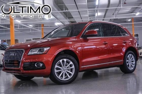 2015 Audi Q5 3.2 Premium Plus:24 car images available