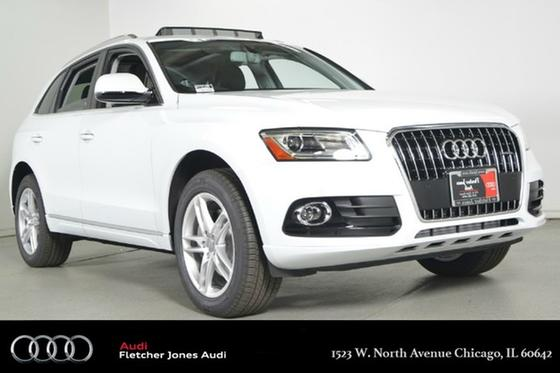 2016 Audi Q5 3.2 Premium Plus:24 car images available
