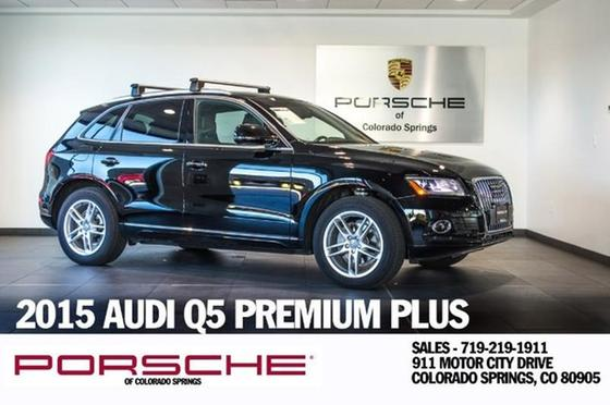 2015 Audi Q5 3.2 Premium Plus:22 car images available