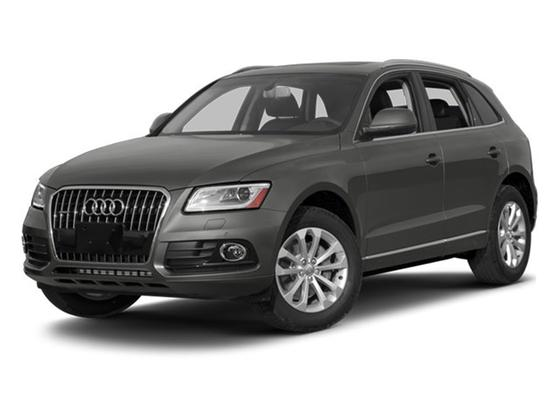 2013 Audi Q5 3.2 Premium Plus : Car has generic photo