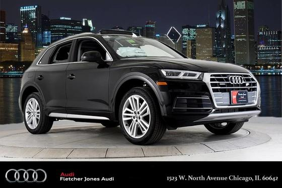 2018 Audi Q5 3.2 Premium Plus:24 car images available