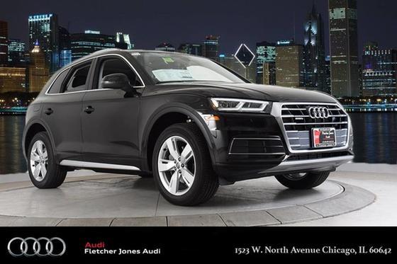 2018 Audi Q5 3.2 Premium Plus:24 car images available