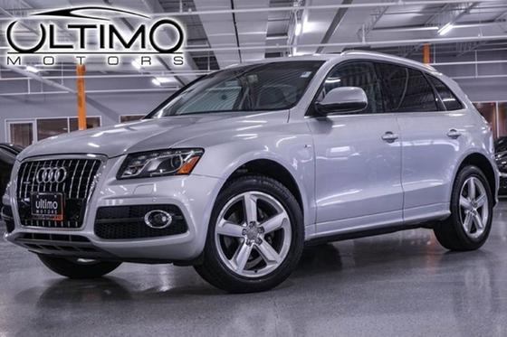 2012 Audi Q5 3.2 Premium:24 car images available