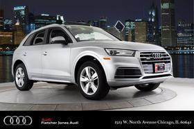 2018 Audi Q5 3.2 Premium:24 car images available