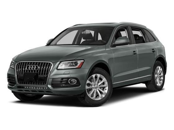 2017 Audi Q5 3.2 Premium : Car has generic photo