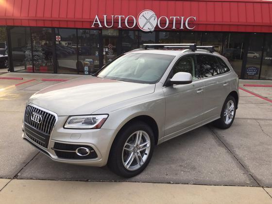 2014 Audi Q5 3.2 Prestige:24 car images available