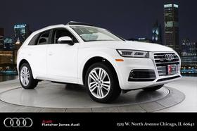2018 Audi Q5 3.2 Prestige:24 car images available