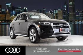 2019 Audi Q5 3.2 Prestige:24 car images available