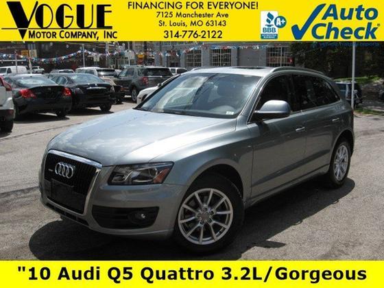 2010 Audi Q5 Premium Plus:24 car images available